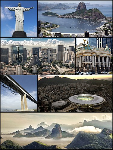 Rio De Janeiro Städteinfo