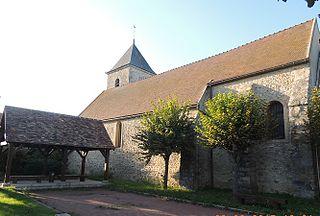 Montereau-sur-le-Jard Commune in Île-de-France, France