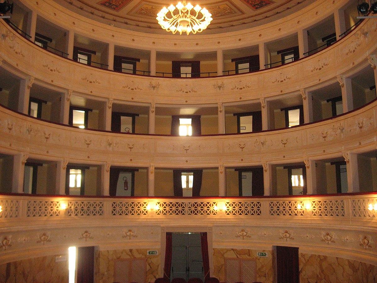 teatro vincenzo pagani - wikipedia