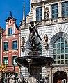 Monumento Neptuno, Gdansk, Polonia, 2013-05-20, DD 01.jpg