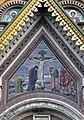 Mosaic panel Crucifixion of the North-Western tympanum.jpg
