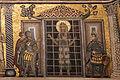Mosaici del battistero di firenze, storie del battista, 1250-1330 ca., 09 battista incarcerato, attr. a gaddo gaddi.JPG