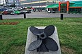 Moscow, Kronshtadtsky Boulevard, Navy memorial (30621389544).jpg