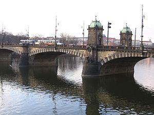 Legion Bridge - The bridge in 2007