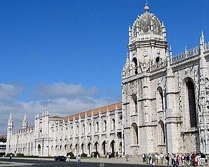 Gil Vicente - Lisbon: Jerónimos Monastery