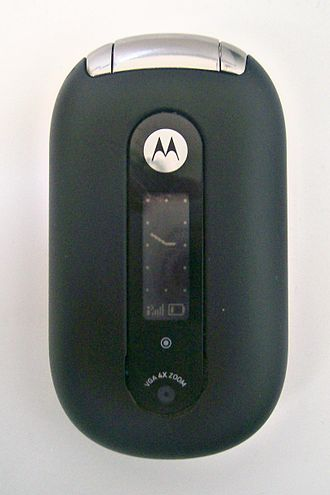 Motorola Pebl - Image: Motorola U6
