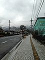 Mount Hieizan from Jingu-michi Avenue 1.jpg