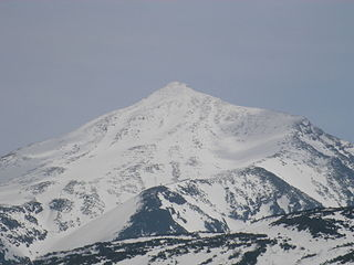 Mount Tokachi (Daisetsuzan)