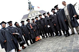 Maastricht School of Management - Graduates of MsM in Maastricht