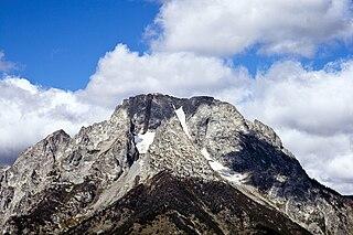 Mount Moran mountain