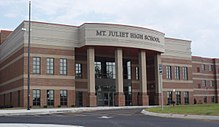 Mtjuliet high school 2008.jpg