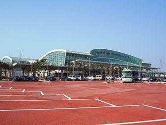 Muan International Airport - Image: Muan airport South Korea 20080105