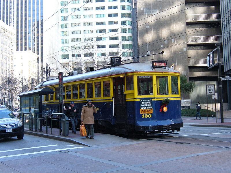 File:Muni streetcar 130.JPG