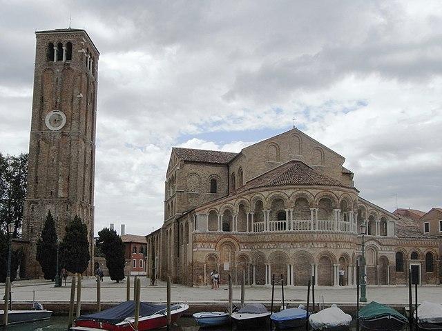 Basilica dei SS Maria e Donato