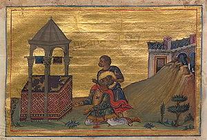 September 5 (Eastern Orthodox liturgics) - Image: Murder of Zechariah