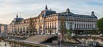 Musée d'Orsay, North-West view, Paris 7e 140402.jpg