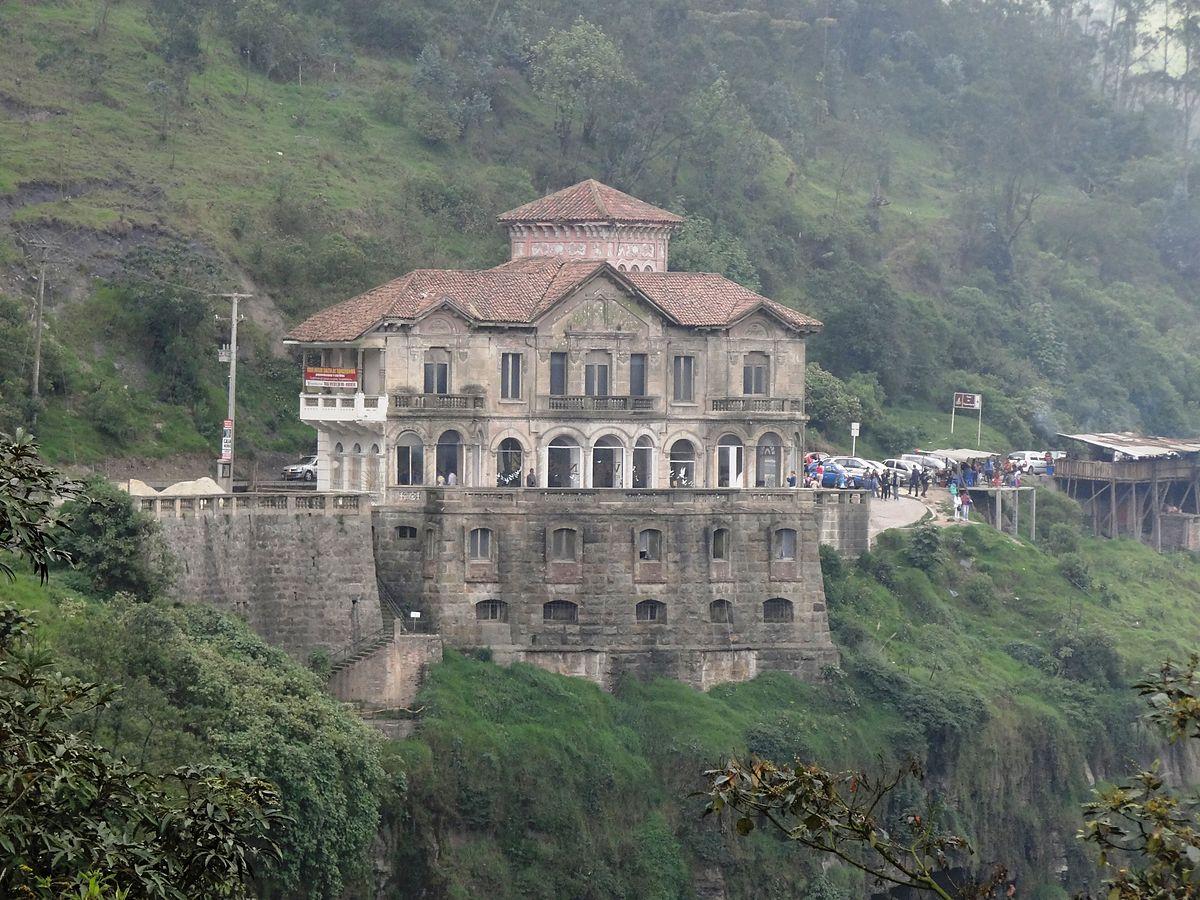 Casa museo salto de tequendama biodiversidad y cultura for Casa mansion bogota