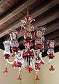 Museo gayer anderson, lampadario in vetro di murano.JPG