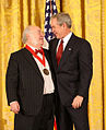 Myron Magnet receives the National Humanities Medal.jpg