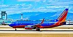 N299WN Southwest Airlines Boeing 737-7H4 s n 36614 (41103900190).jpg