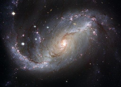 NGC 1672 HST