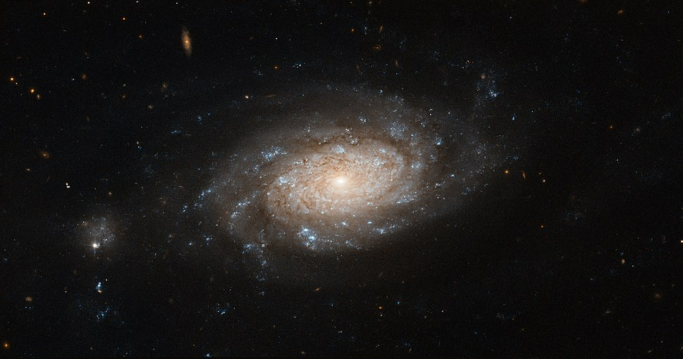 NGC 3259 by Hubble