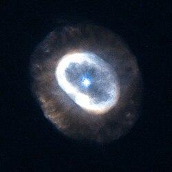 NGC 7662 Hubble WikiSky