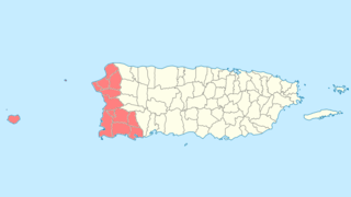 National Register of Historic Places listings in western Puerto Rico Places in western Puerto Rico listed on the US National Register of Historic Places