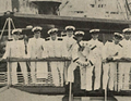 NRP Sagres II (Rickmer Rickmers) tripulantes Rio de Janeiro 1942.png