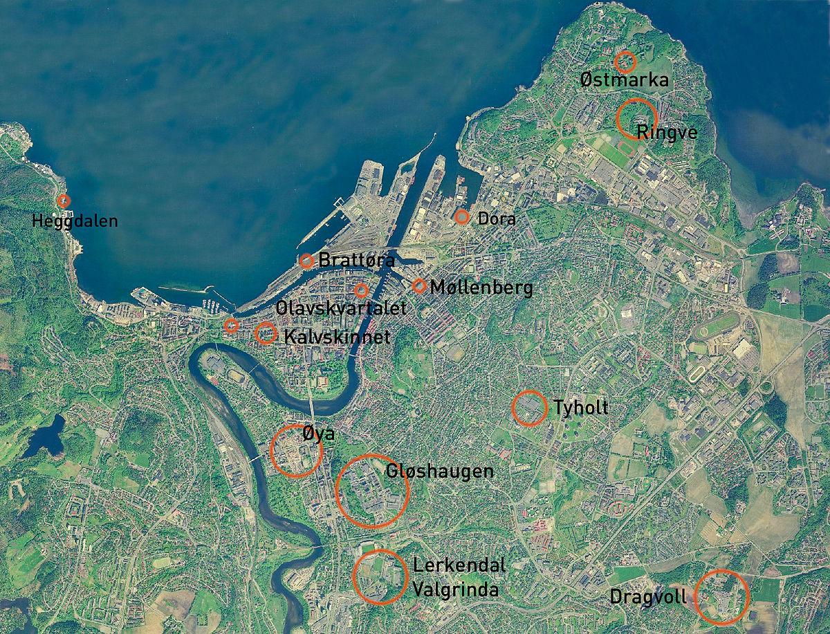 List of universities in Norway - Wikipedia