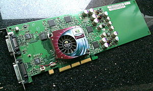 Accelerated Graphics Port - AGP graphics card (Apple Macintosh)