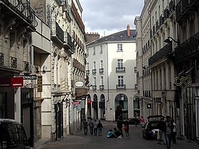 Image illustrative de l'article Rue Scribe (Nantes)
