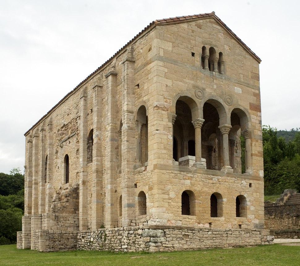 Naranco, Iglesia Santa Maria-PM 34664