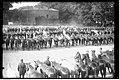 Narcyz Witczak-Witaczyński - Podział i przekazywanie koni 1 Pułku Strzelców Konnych (107-909-5).jpg