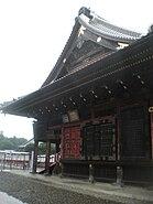 Naritasan-Shinshouji-Koumyoudou-side