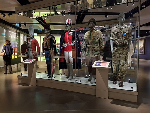 National Army Museum, London - Virtual Tour