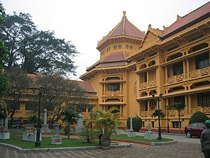 National Museum of Vietnamese History - National Museum of Vietnamese History building