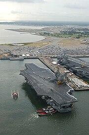 ノーフォーク海軍基地