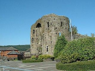 Neath Castle
