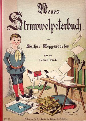 Lothar Meggendorfer - Neues Struwwelpeterbuch