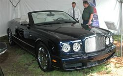 Bentley Azure 2005