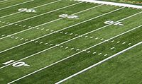 Hash marks at MetLife Stadium