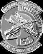 New USAF Honor Guard Badge