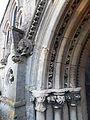 Newgate Street, Hertfordshire, St Mary's Church 18 - West doorway detail.jpg