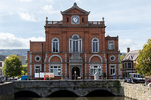 Newry Town Hall - Newry Town Hall in 2013