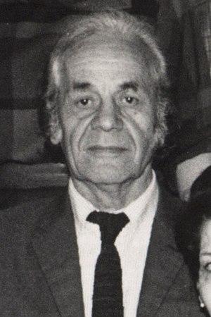 Nicanor Parra - Image: Nicanor Parra (cropped)