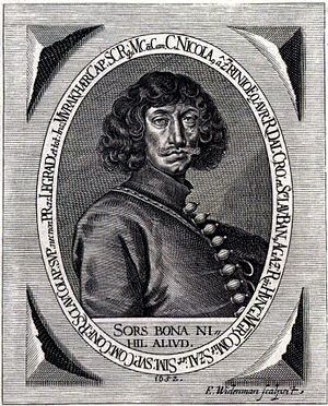 The Siege of Sziget - Miklós Zrínyi (Nikola Zrinski), the author. (1620–1664)