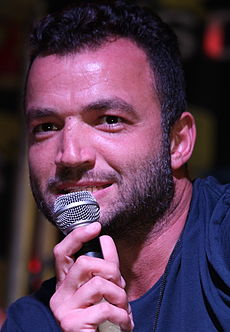 Nick Tarabay Supercon 2014.jpg