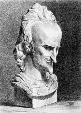 Jean-Pierre Dantan - Image: Nicolas Prosper Levasseur by Grandville