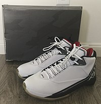 0b34bd60f65 Nike Air Jordan XX2, (Bulls Colorway)
